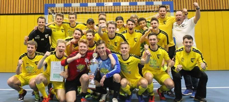 Futsal-DM - Gegner stehen fest