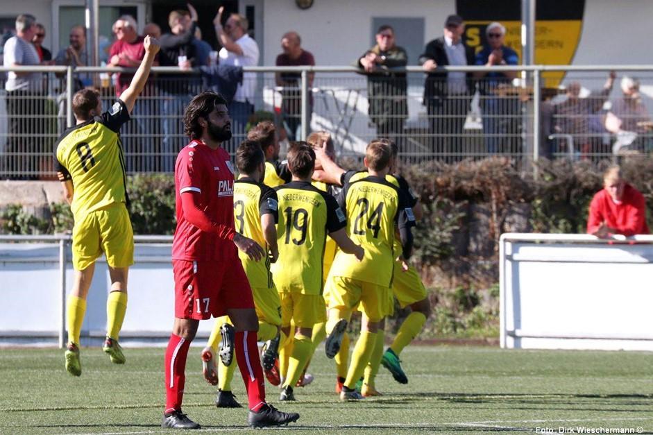1:1 Unentschieden beim SV Genc Osman