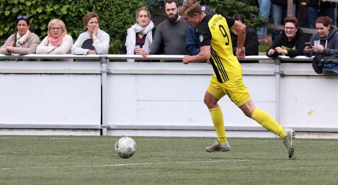 Maximilian Golz verlängert bei den Sportfreunden!
