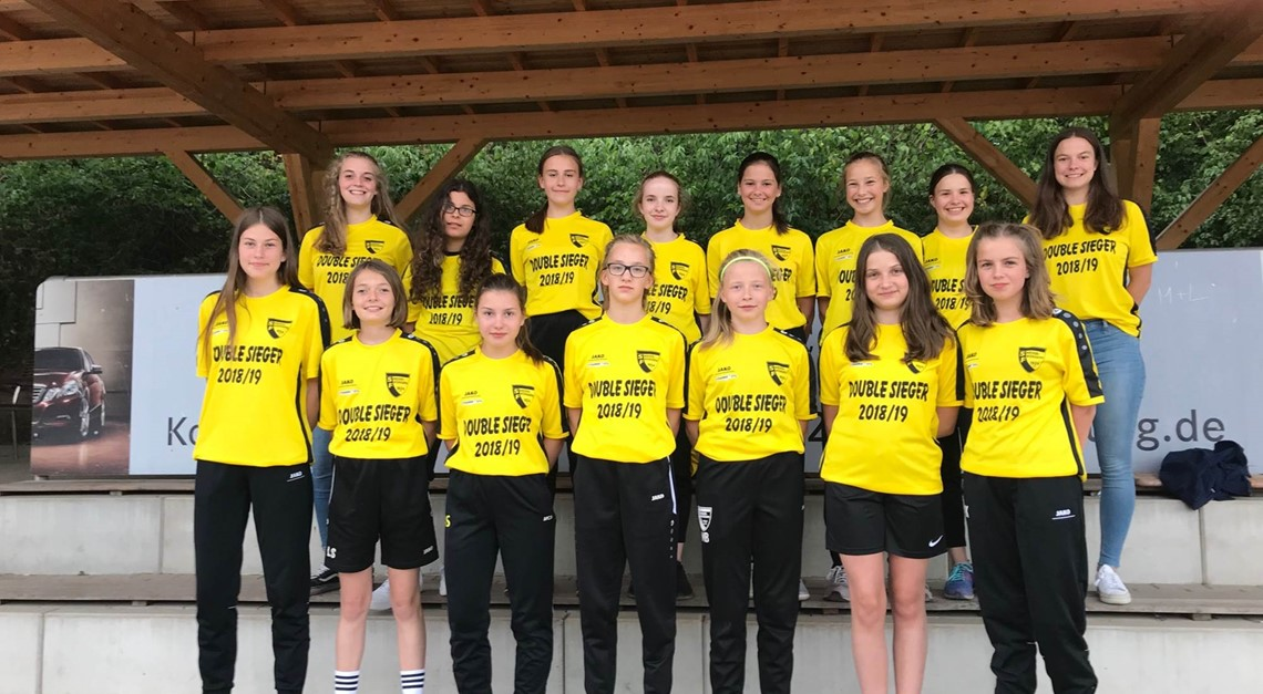 U13: Doublesieger 2019