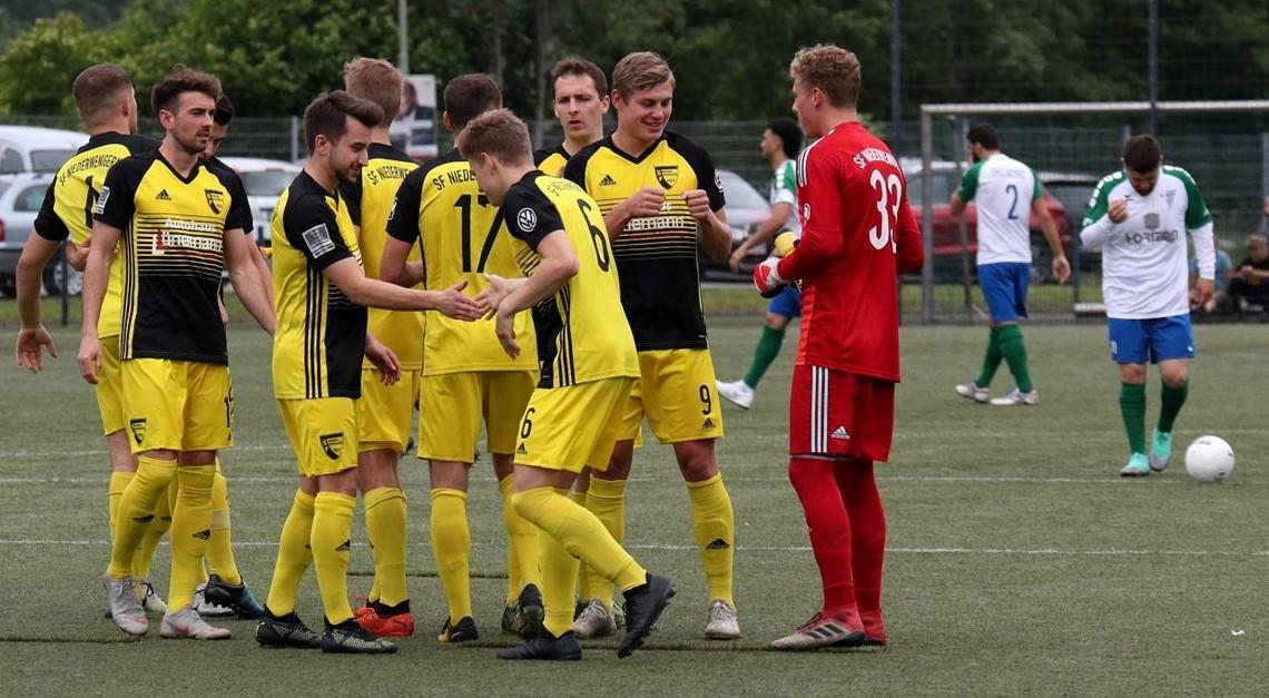 Sportfreunde im Derby gegen den FC Kray gefordert!