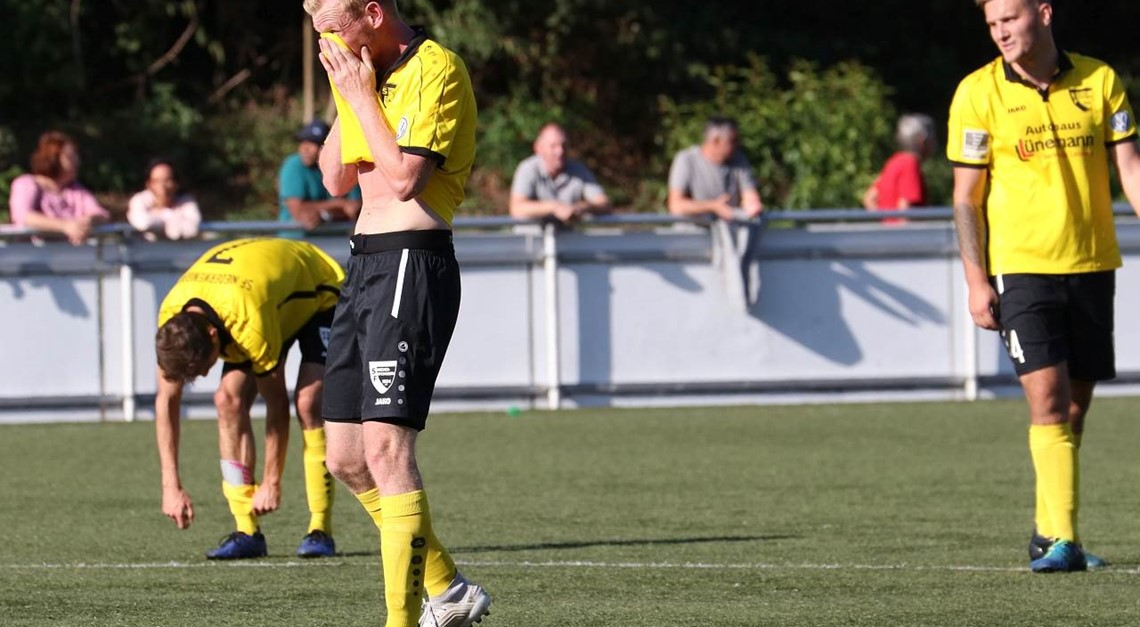 Sportfreunde spielen gut - verlieren dennoch 5:0!