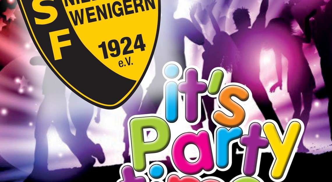 Hit-Party - it's Party time! - Nachtrag s. unten
