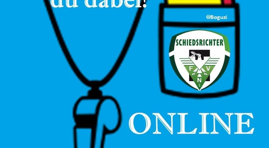 Online-Schiedsrichterlehrgang startet am 15.06.