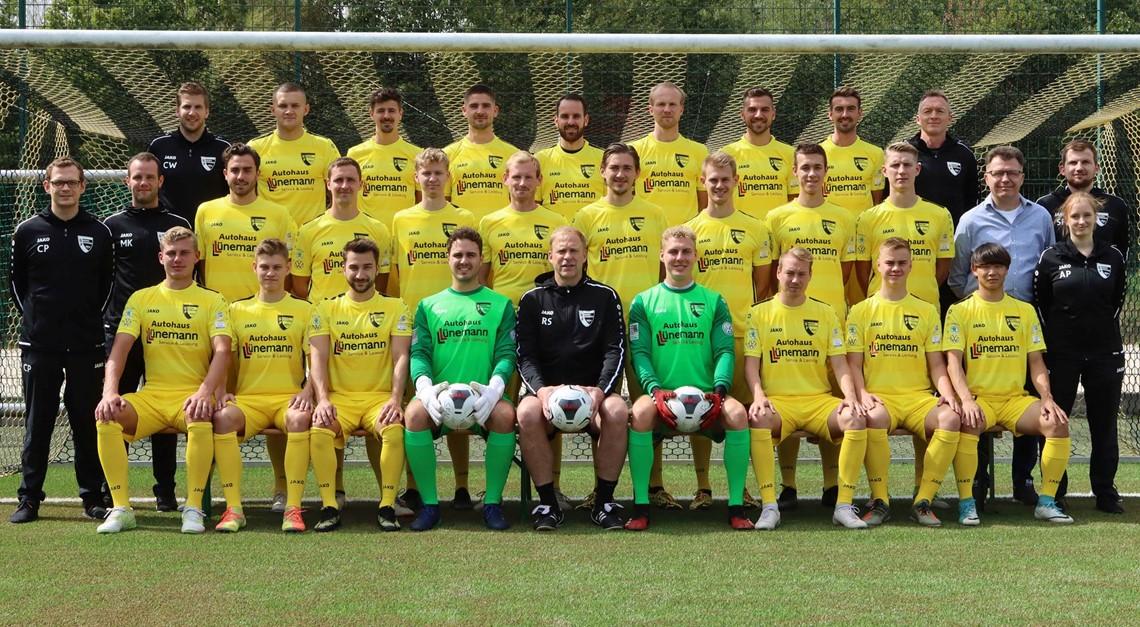 Sportfreunde starten neue Saison beim 1.FC Bocholt