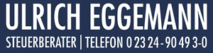Sponsor - Steuerbüro Uli Eggemann