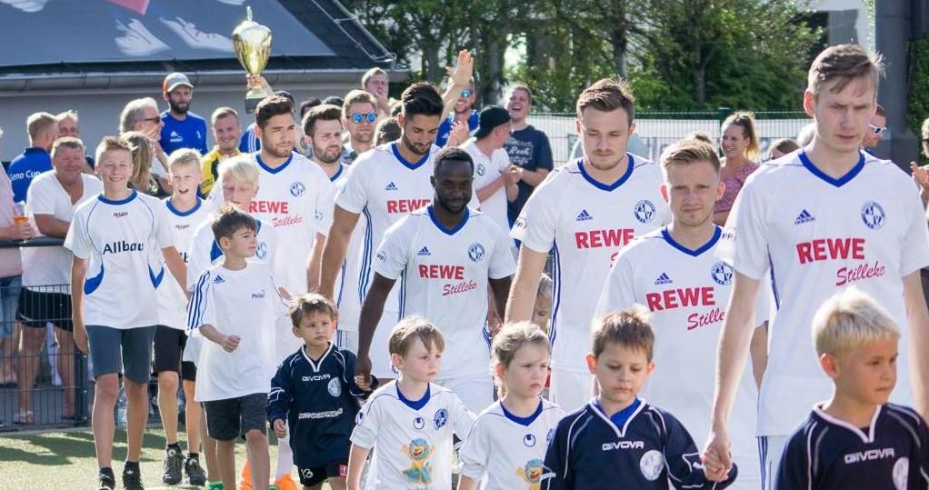 Vorbereitungsspiele des SV Burgaltendorf