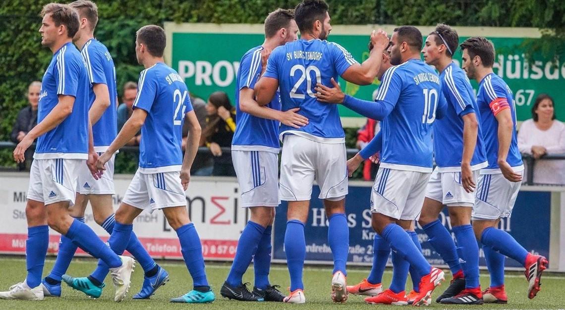 Heimspiel gegen VfB Speldorf