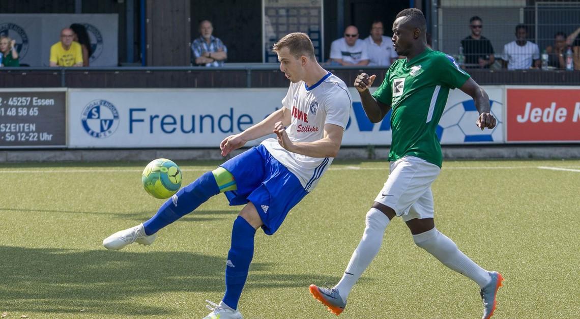 Auswärtsspiel in Düsseldorf