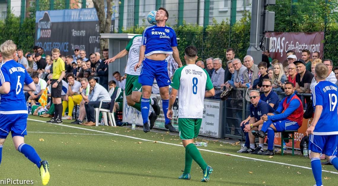 Hochbrisantes Derby im Niederrheinpokal