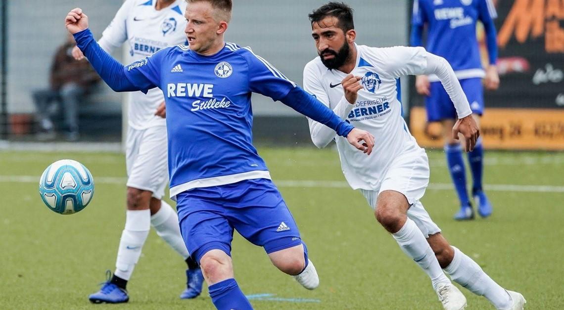 Auswärtsspiel beim Duisburg SV 1900