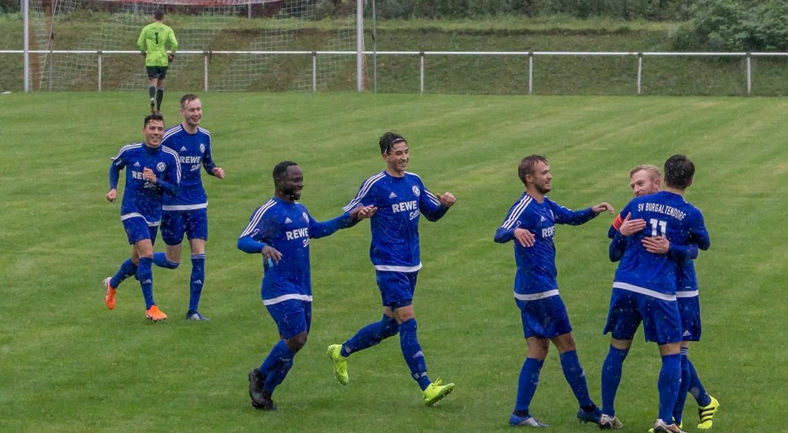 1. Sieg in Duisburg