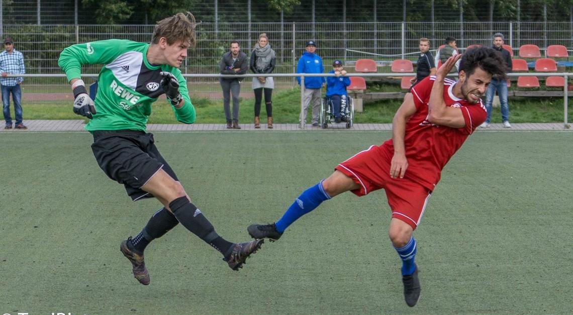 Auswärtsspiel beim Tabellendritten FSV Dusiburg