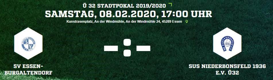 """Kreispokalviertelfinale der """"Alten Herren"""""""