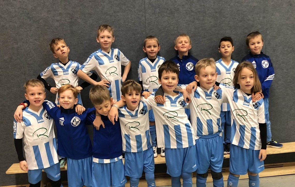 Mannschaftsfoto SV Burgaltendorf 2
