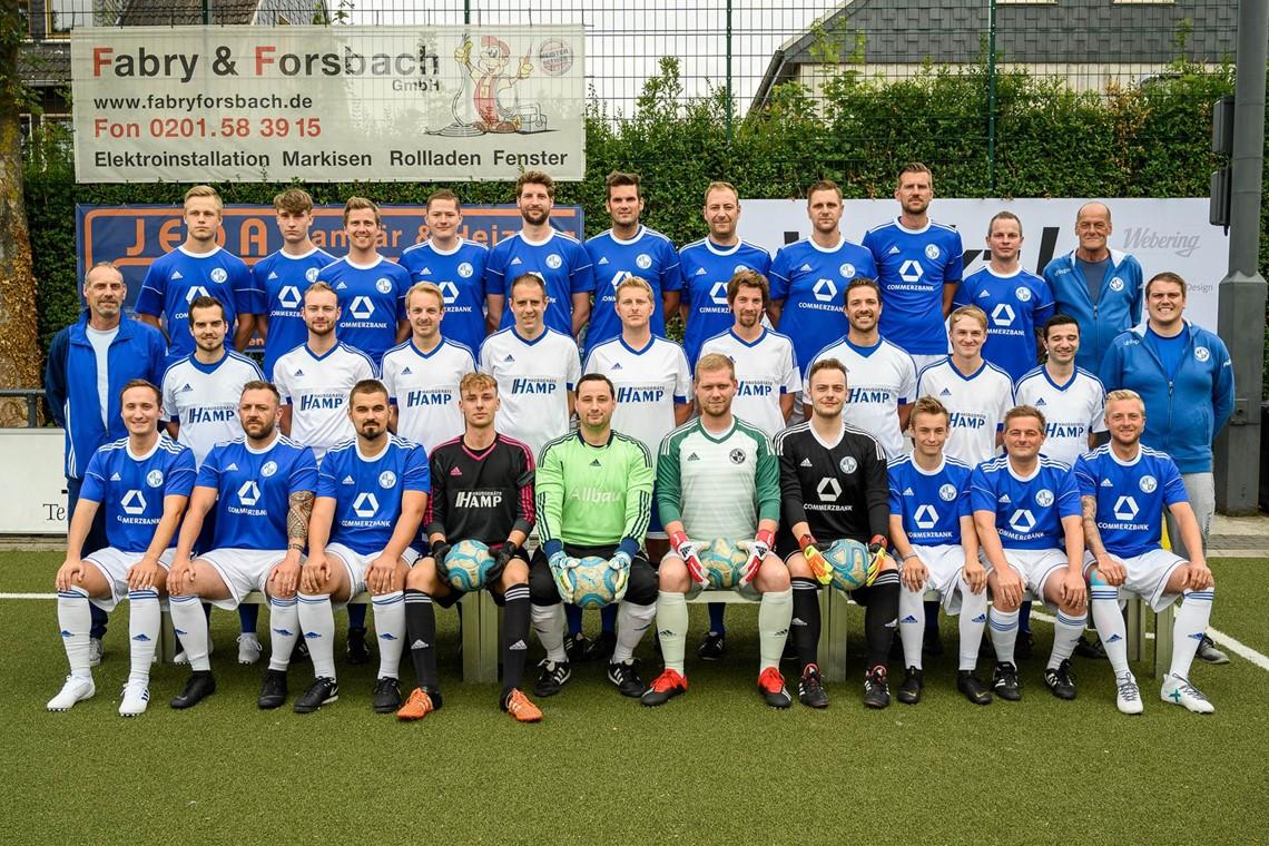 Mannschaftsfoto SV Burgaltendorf 3