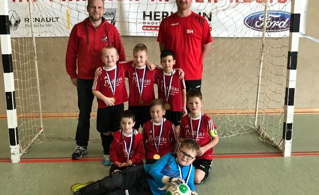 F2 beim Jacobi-Cup in Bilshausen