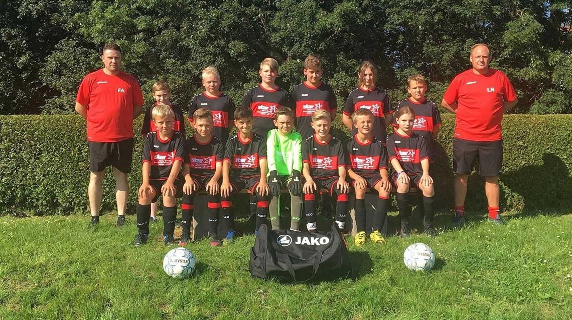 Mannschaftsfoto SC HarzTor