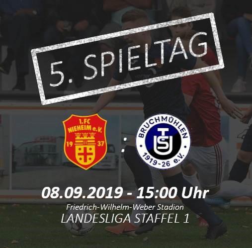 Vorbericht: 5. Spieltag Landesliga