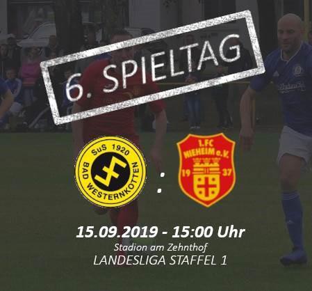 Vorbericht: 6. Spieltag Landesliga