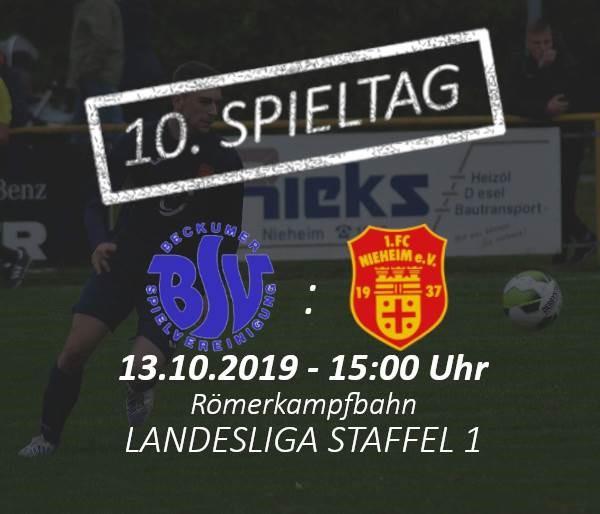 Vorbericht: 10. Spieltag Landesliga