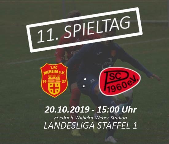 Vorbericht: 11. Spieltag Landesliga