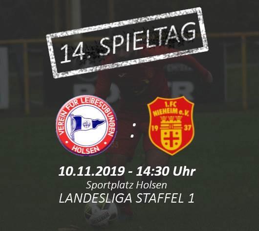 Vorbericht: 14. Spieltag Landesliga