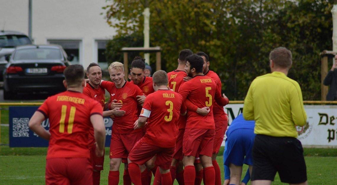 Fünf Abgänge beim FC Nieheim