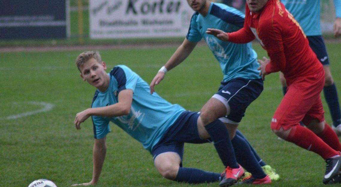 FC Nieheim entzaubert den Spitzenreiter