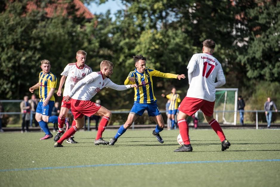 BSV gewinnt 4:3 beim Klub Kosova!