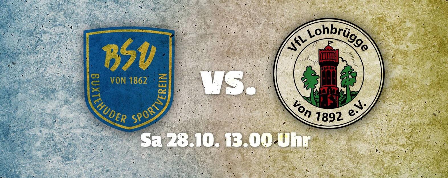 Vorschau 14. Spieltag BSV vs. Lohbrügge