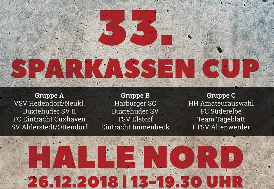 Sparkassen-Cup 2018