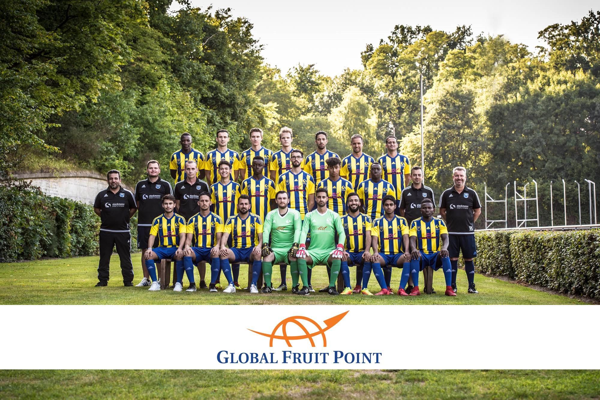 Mannschaftsfoto Buxtehuder SV