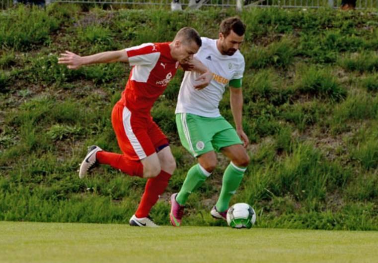 Heimspiel gegen FC Karbach // Anpfiff um 15:30 Uhr