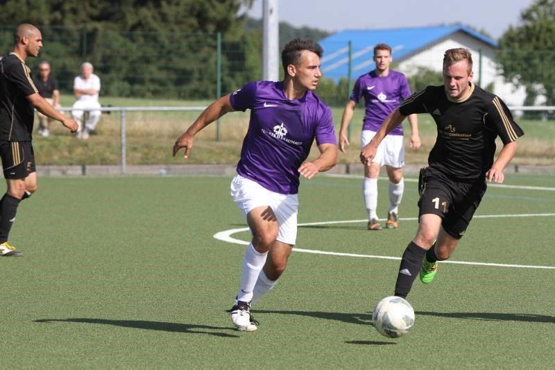 U23 zu Gast beim SV Türkgücü Ippesheim