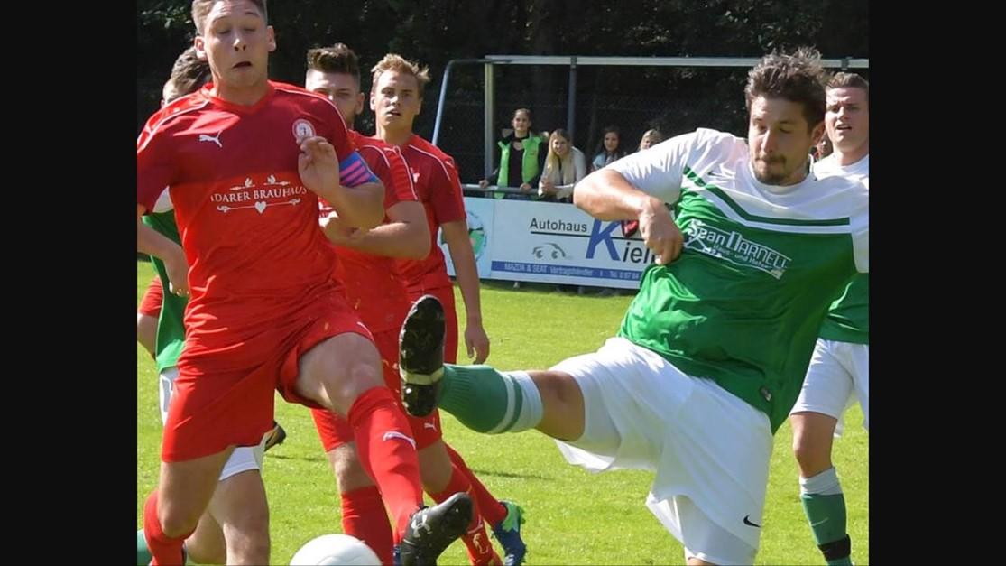 Bezirksliga-Spitzenspiel in Idar