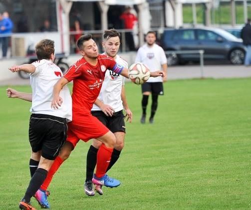 U23 empfängt die SG Weinsheim