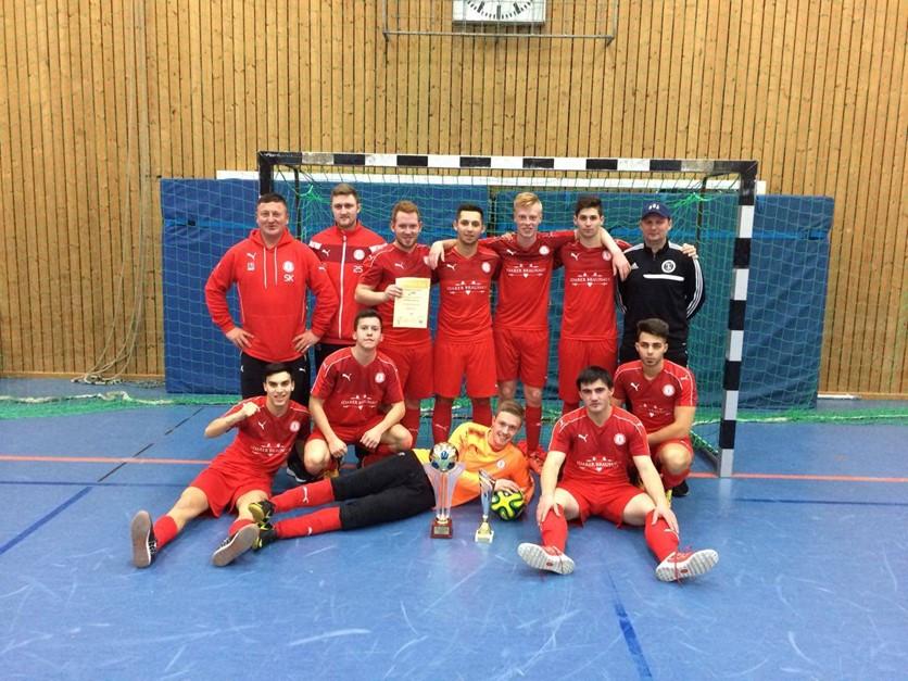 SC 07 ist Futsal-Kreismeister