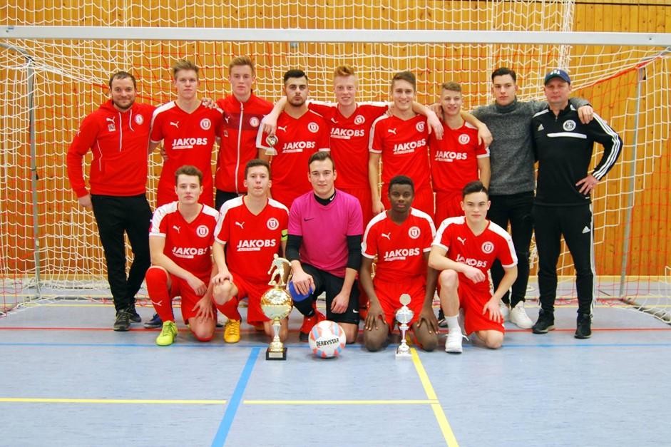 U19 gewinnt Budenzauber