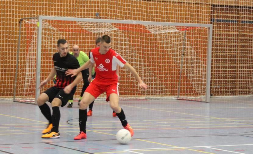 SC bei Hallen-Stadtmeisterschaft auf Rang 3
