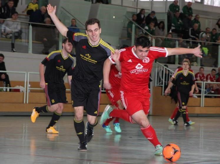 SC-Team startet bei Futsal-Südwestmeisterschaft