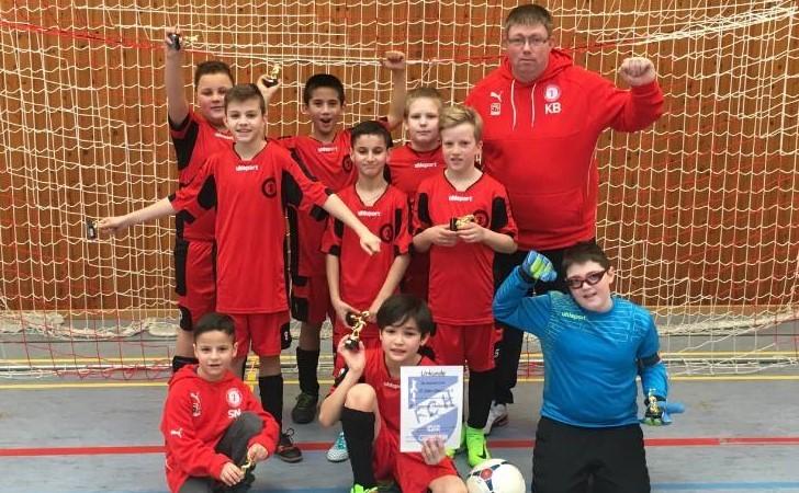 E-Junioren Teams zeigen ansprechende Leistungen