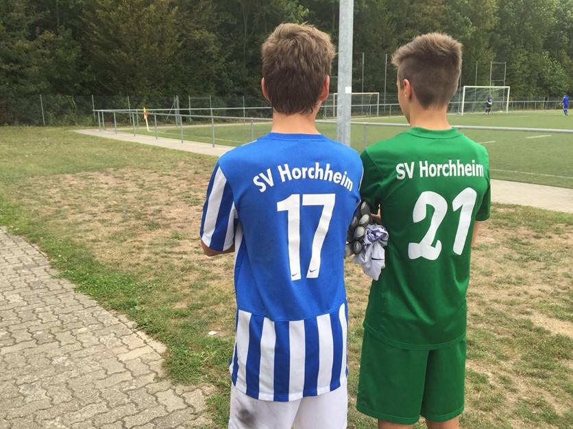 C-Jugend in Horchheim ohne Chance
