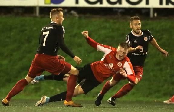 Oberliga-Heimspiel gegen Salmrohr