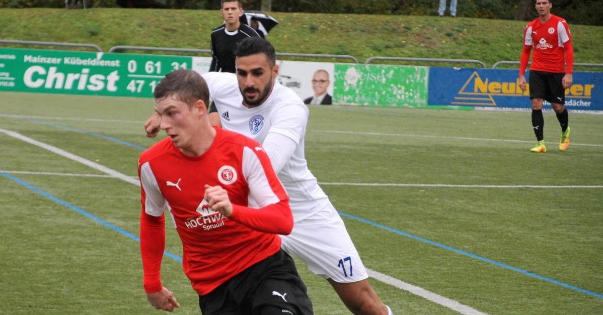 Heimspiel gegen Gonsenheim