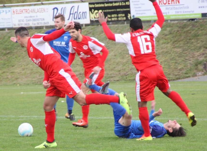 Oberliga-Team zu Gast in Mechtersheim