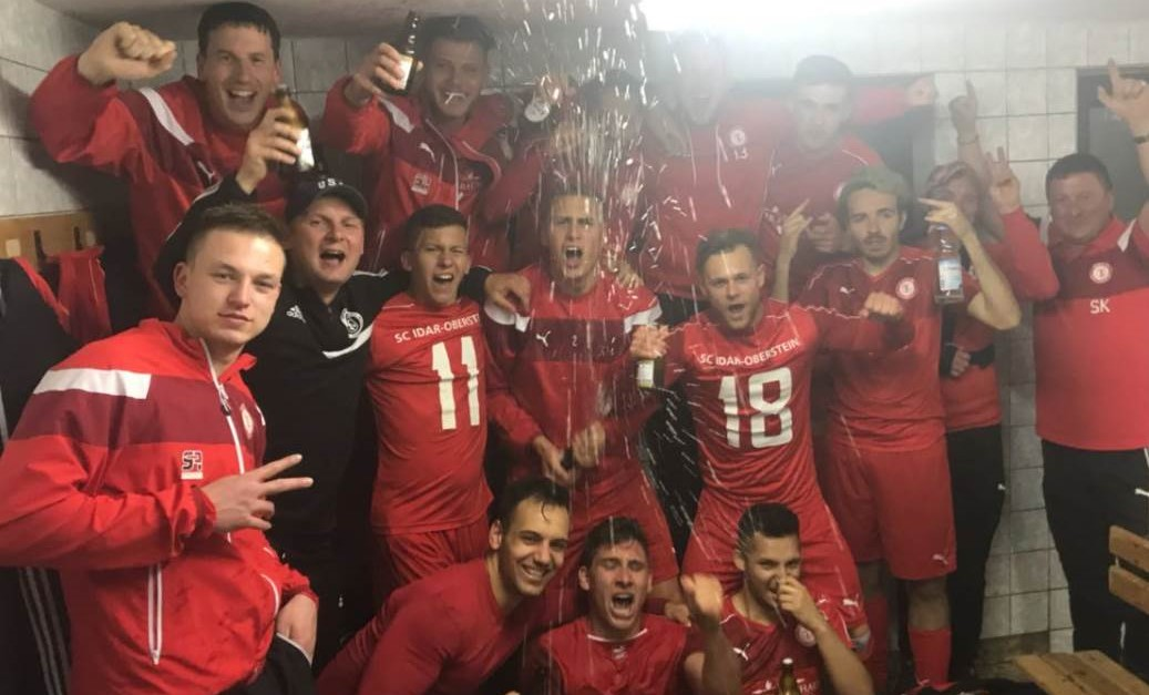 Auswärtspunkt sichert U23 den Landesliga-Aufstieg