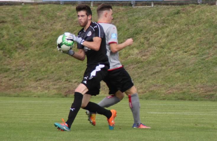Erstes Testspiel des SC-Oberliga-Teams