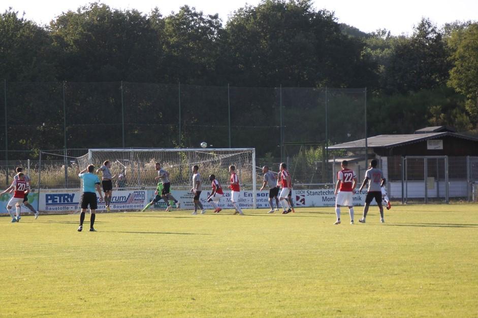 Heimspiel für die zweite Mannschaft vom SC 07 Idar