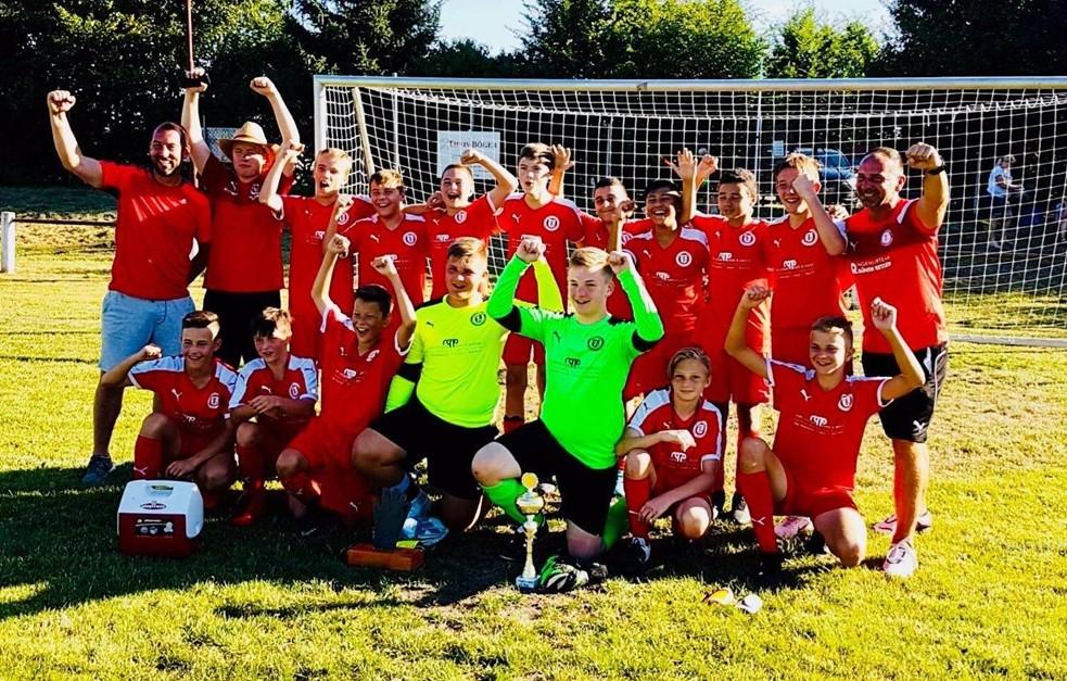 C1 ist Turniersieger beim Bergmannself-Cup